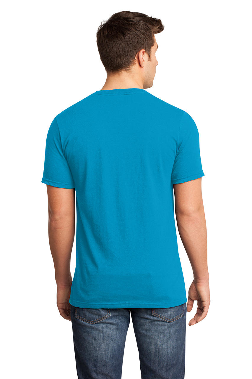 Beach-Scene-Graphic-Mens-V-Neck-T-Shirt-Vacation-Cruise-Island-Summer-Party-Tee thumbnail 8