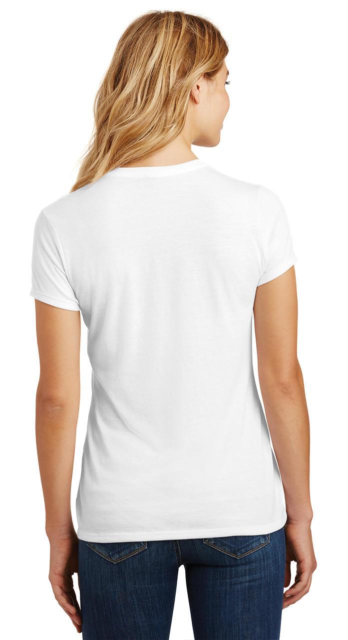 Ladies-Love-Om-Tri-Blend-Tee-Yoga-Peace-Calm-Shirt thumbnail 37