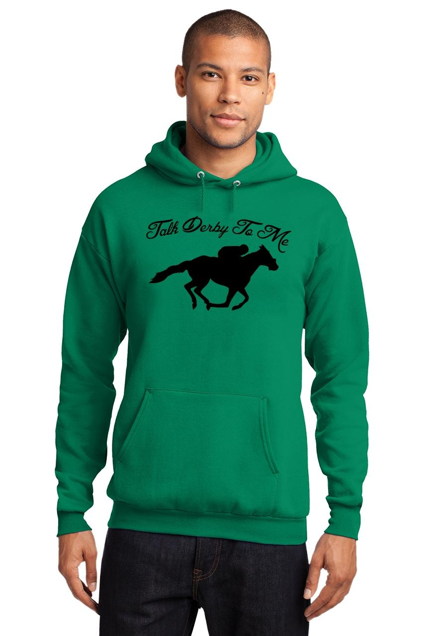 Mens-Talk-Derby-Me-Funny-Horse-Race-Kentucky-Derby-Shirt-Hoodie-Races-Gambler thumbnail 22