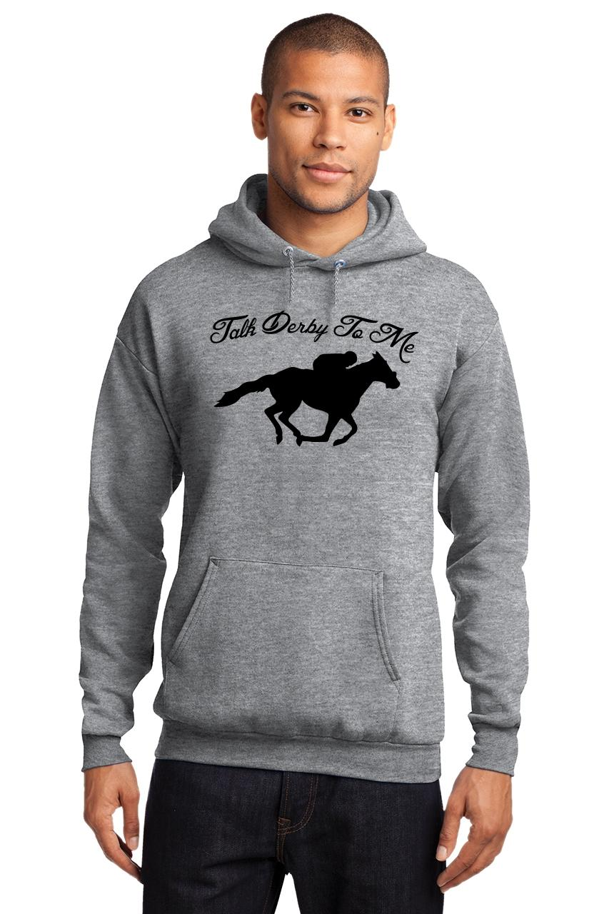 Mens-Talk-Derby-Me-Funny-Horse-Race-Kentucky-Derby-Shirt-Hoodie-Races-Gambler thumbnail 30