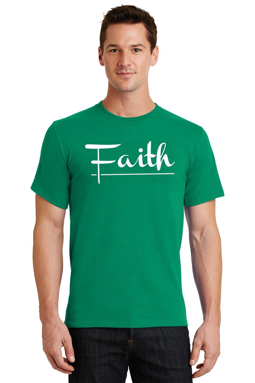 Mens-Faith-T-Shirt-Religious-Christian-God-Shirt thumbnail 16